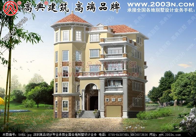 农村房子设计图三层 图1 住宅网