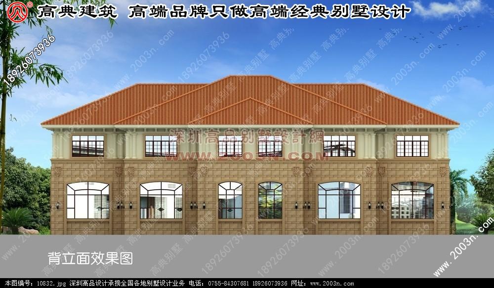 湖南省别墅设计图纸 农村别墅图纸及效果图大全 好图网 深